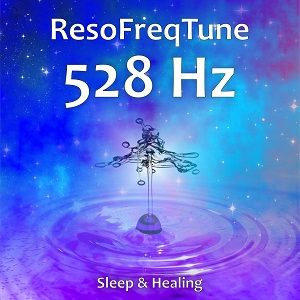 CD-Cover 528 Hz front