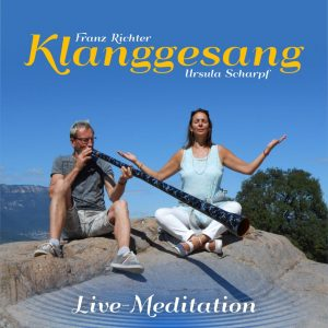 CD-Cover Live-Meditation front