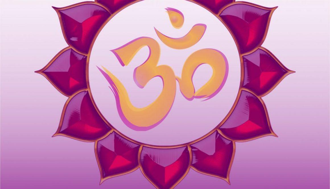 CD-Cover Om Meditation front