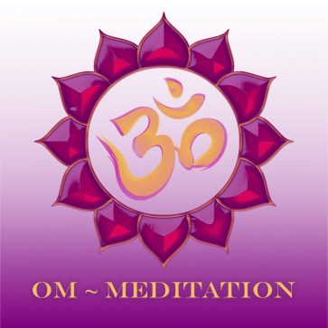 CD-Cover Om Meditation front