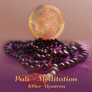 CD-Cover Pali Meditation front
