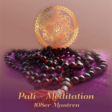 CD-Cover Pali Meditation front