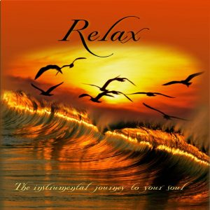 CD-Cover Relax V2 - front