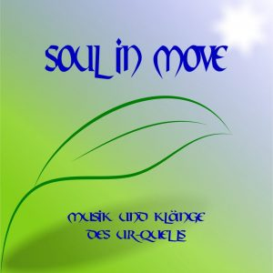 CD-Cover Soul in Move