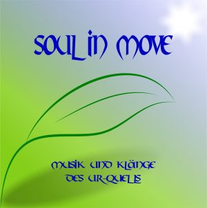 CD-Cover Soul in Move